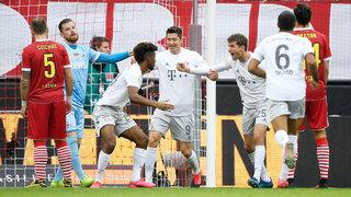 Wie der FC Bayern: Voll fokussiert in das Spiel starten