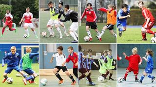 DFB-Training online: Technik & Taktik – drinnen und draußen