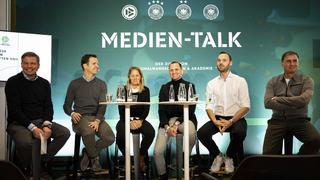 Medien-Talk im Deutschen Fußballmuseum