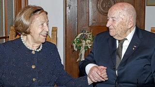 Zum 95. Geburtstag: Das Leben von Egidius Braun