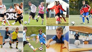 DFB-Training online: Technik für jedermann