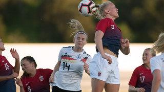 Algarve Cup: DFB-Frauen feiern 4:0 gegen Norwegen