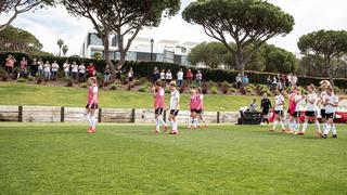 Trainingsspiel statt Endspiel an der Algarve