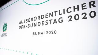 Außerordentlicher DFB-Bundestag 2020