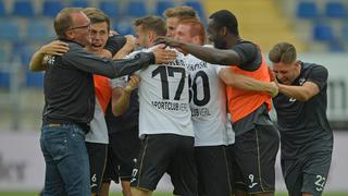 Aufstiegsspiel: Verl erfüllt sich Traum von der 3. Liga