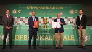 DFB-Pokalfinale weiterhin in Berlin