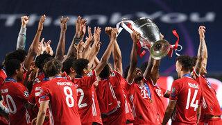 FC Bayern: So gewannen die Münchener im CL-Finale gegen Paris Saint-Germain