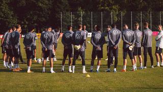 DFB-Team kommt in Stuttgart zusammen