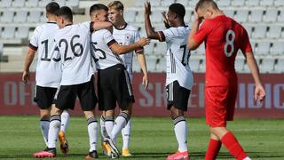 U 19 spielt in Polen Unentschieden