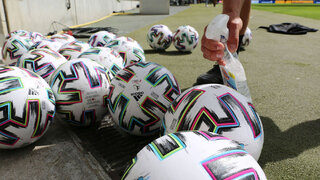 Fußball trotz(t) Corona: Zurück ins Spiel!
