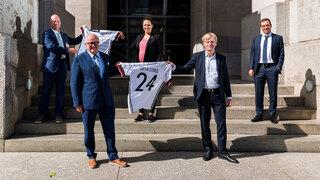 Fritz Keller ist seit 365 Tagen DFB-Präsident