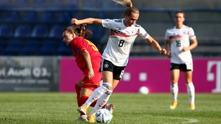 Junge DFB-Frauen gewinnen in Montenegro