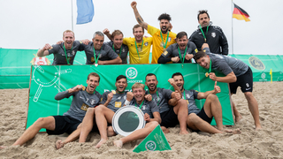 So lief das Beachsoccer-Finalwochenende 2020