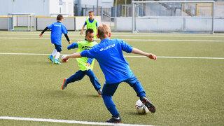 Mit Technik-Wettbewerben im Kinderfußball die Grundlagen verbessern