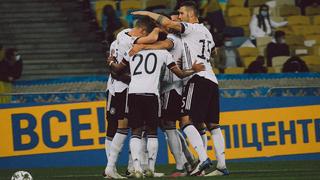 Erster Nations-League-Sieg in der Ukraine