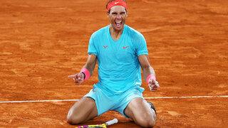 Der gekrönte Tennis-König auf Sand: Was Fußballer von Rafael Nadal lernen können
