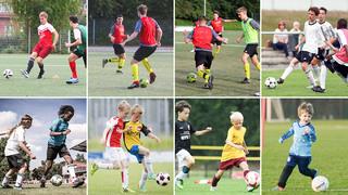 DFB-Training online: Das Passspiel vielseitig schulen