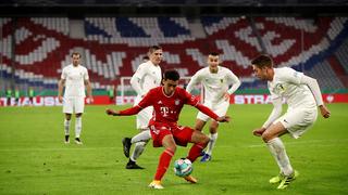 DFB-Pokal: Bayern München setzt sich gegen Düren durch