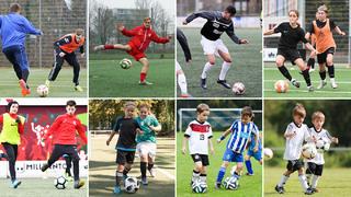 DFB-Training online: Gemeinsam angreifen