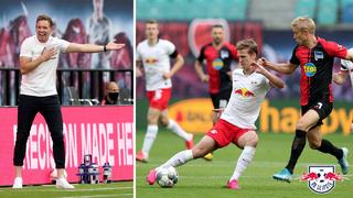 Die Evolution von RB Leipzig unter Nagelsmann