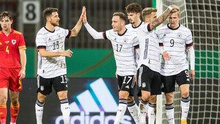 2:1 gegen Wales: U 21 fährt als Gruppensieger zur EM