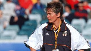 Tina Theune: Ein Leben für den deutschen Fußball