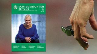 Schiedsrichter-Zeitung 1/2021