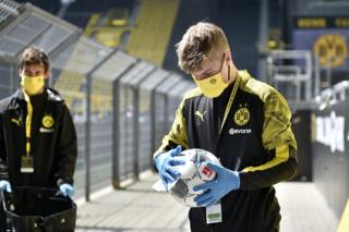 Kreatives Eigentraining: Der BVB-Heimspiel-Kurs
