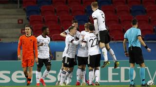 U 21-EM: Unentschieden gegen die Niederlande