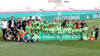 DFB-Pokal der Frauen: Wolfsburg wiederholt Pokalsieg