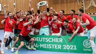 Finale der Deutschen Futsal-Meisterschaft 2021