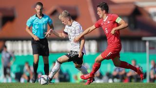 U 19: Sieg gegen die Schweiz