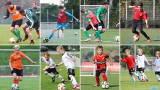 DFB-Training online: Das technische Grundgerüst festigen!