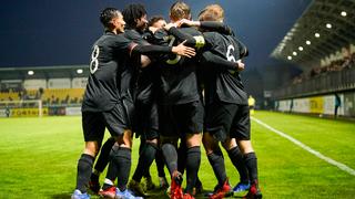 U 19 gewinnt gegen die Slowakei