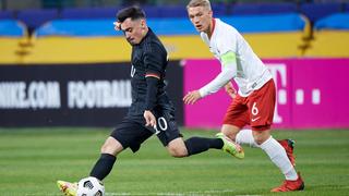 U 20 spielt in Polen Remis