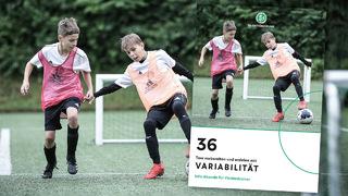 DFB-Info-Abend 36 erschienen: Tore vorbereiten und erzielen mit Variabilität