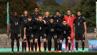 U 20 gewinnt klar gegen Rumänien