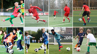 DFB-Training online: Zusammen spielen in Über-, Gleich- und Unterzahl