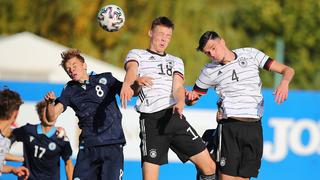 U 17 überzeugt gegen San Marino