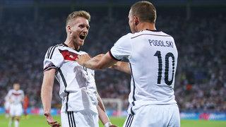 Deutschland vs. Armenien