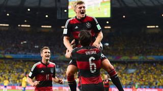 Brasilien vs. Deutschland