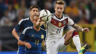 Deutschland vs. Argentinien