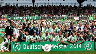 VfL Wolfsburg Deutscher Meister 2014