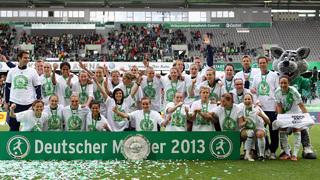 VfL Wolfsburg Deutscher Meister 2013