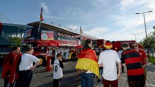 Das letzte Spiel vor der WM