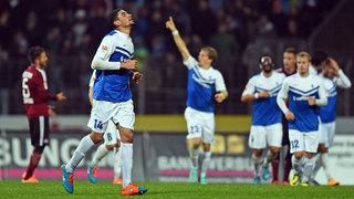 11. Spieltag: Darmstadt bleibt oben dran