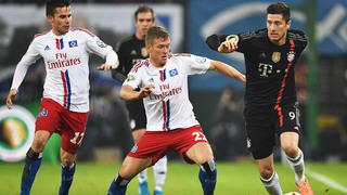 DFB-Pokal, 2. Runde, Impressionen vom 2. Spieltag