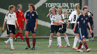 U 15-Juniorinnen: Zwei Siege, 21 Tore