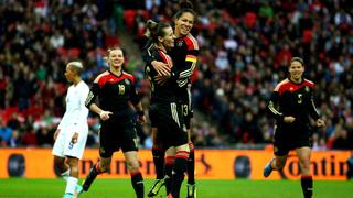 England vs. Deutschland