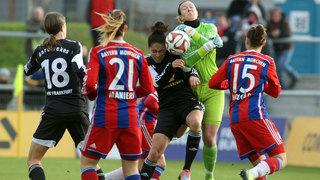 Pokal-Viertelfinale der Frauen